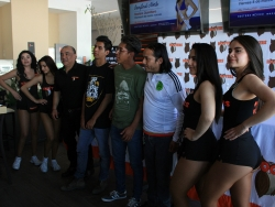 Miss Hooters Semifinal Norte
